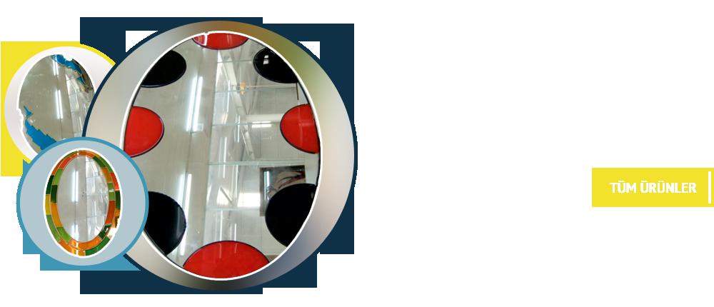 Vitray Ayna Uygulamaları