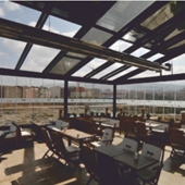 Otomatik Cam Çatı & Balkon