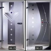 CNC Kapı İşleme